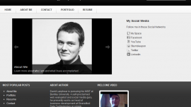 David Lanphear Website