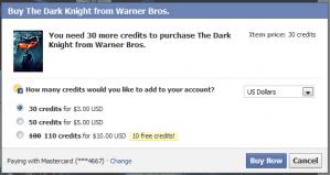 BuyFacebookCredits
