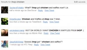 Twitter&Waffles