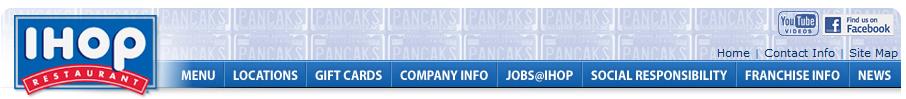ihop logo banner