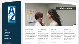 A to Z Primary Care and Occupational Health in Warwick, Rhode Island